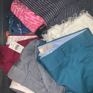 Women's shorts lot XS mystery box